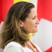 Relief to Recovery – Freeland releases first Fall Economic Statement
